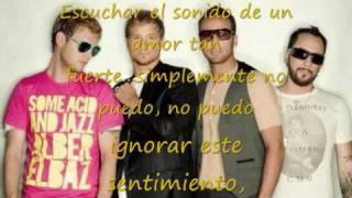 Backstreet boys - Straight through my heart (letra en Español)