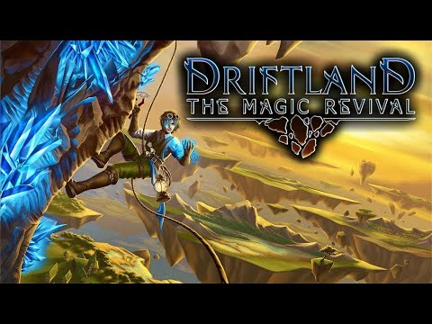 Driftland The Magic Revival Gameplay - Human Campaign - Mission 1  