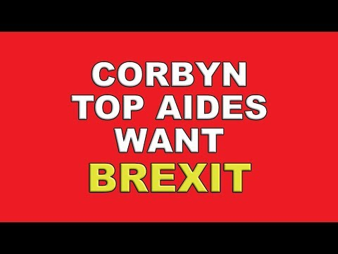close-corbyn-aides-will-accept-no-deal-brexit!