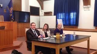 University of North Dakota Federalist Society: Panel Discussion on Immigration