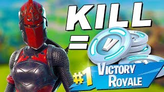 Fortnite-EVERY KILL = V-BUCKS GIVEAWAY!! SPECIAL CHALLENGE LIVE!! RAFFLE VBUCKS NOW!!