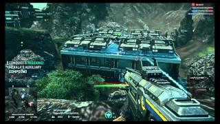 PlanetSide 2 Ps4 - Gameplay - Ita