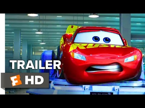 Thumbnail: Cars 3 Trailer #2 (2017) | Movieclips Trailers