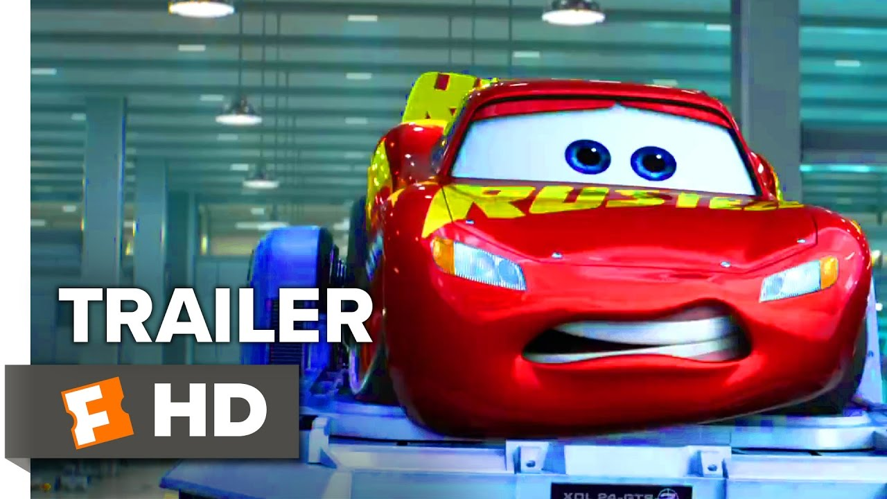 Cars 3 Trailer | 'Rivalry' | (2017) | Movieclips Trailers - YouTube