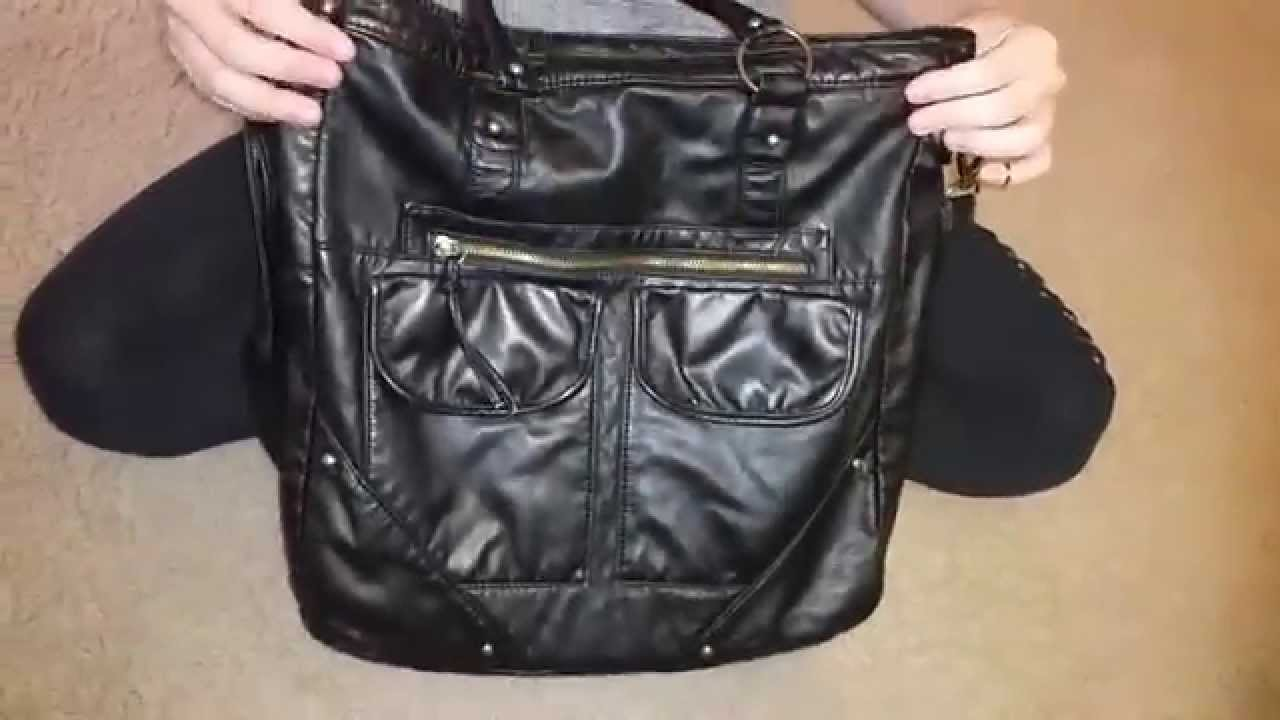 Medium Sized Mossimo Handbag Purchased At Target Review