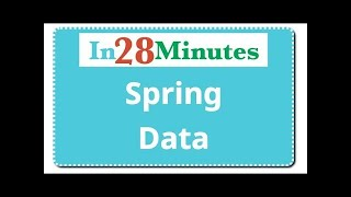 Introduction to Spring Data in 5 Minutes