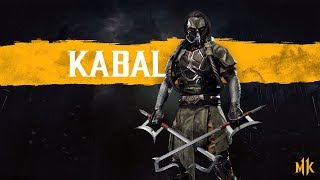 Mortal kombat 11 - Gameplay Kabal Karlos style. Fatality, Fatal Blow!