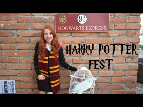 HARRY POTTER FEST ♥