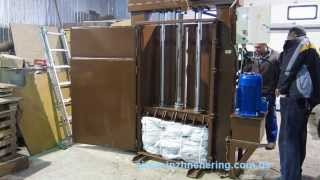 Пресс для ПЭТ (Пресс для отходов)(, 2014-01-31T08:00:46.000Z)