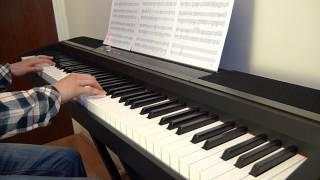 Mayday五月天【笑忘歌】鋼琴版 piano by CHM