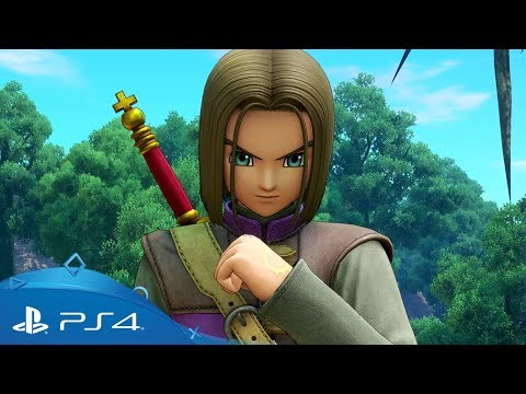 Dragon Quest XI | Launch Trailer | PS4