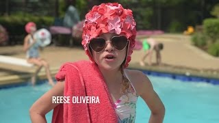 Girls Just Want To Have Fun by Cyndi Lauper - cover by Reese Oliveira (age 10)