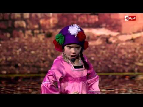 سكتش الطفلة فريدة رأفت في نجم الكوميديا HD