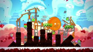 New Angry Birds Trilogy Exclusive Game Trailer For Xbox 360 + PlayStation 3 HD