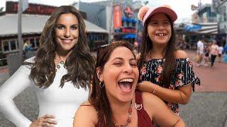 Maria Clara e JP em família no Show da Ivete Sangalo em Orlando ♥ Show Universal Studios Florida