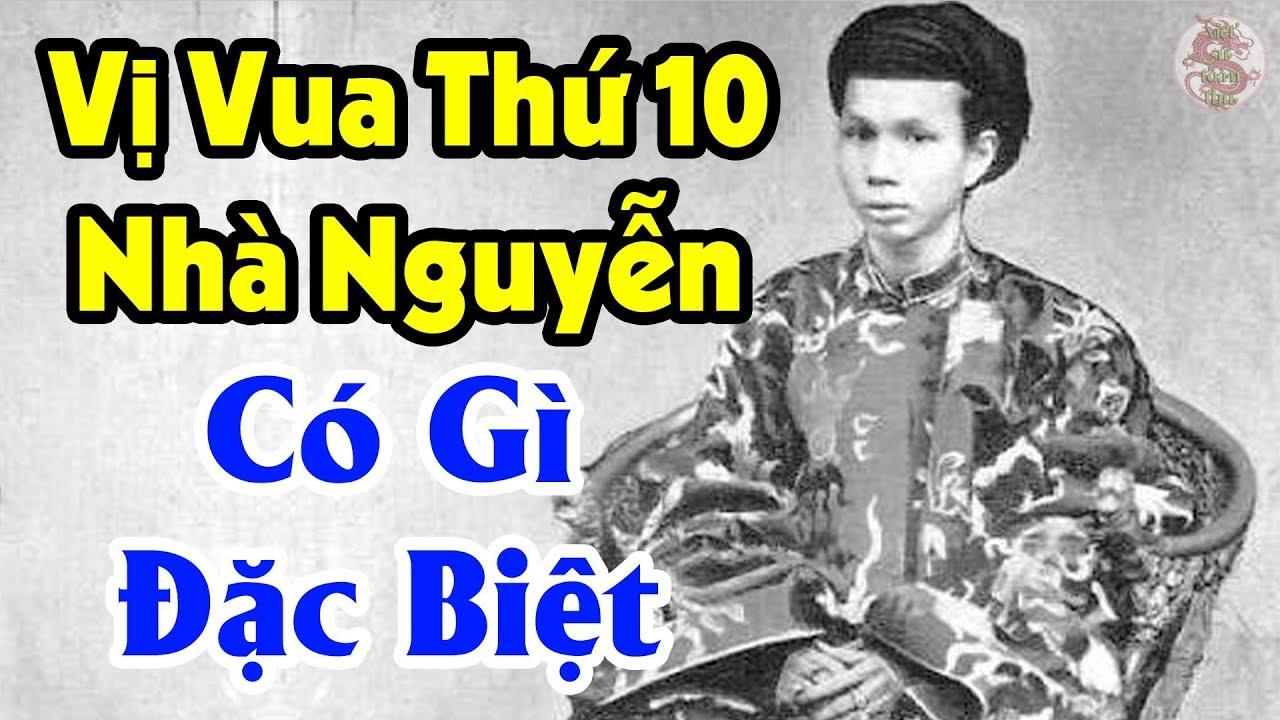 Vua THÀNH THÁI - Những Câu Chuyện Khó Tin Bậc Nhất Lịch Sử Việt Nam Khiến Bạn Bất Ngờ