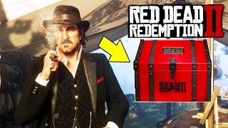 *SECRET* RED DEAD REDEMPTION 2 Collector's Edition, Special Edition and Ultimate Edition Break Down!