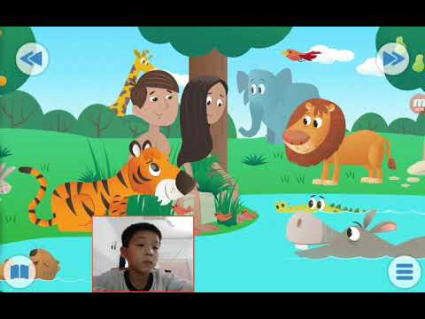 <Kids>Soo:Wonderful Bible Story<성경이야기>– A Forever Promise about The new heaven and new earth