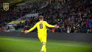VIDEO: Le premier but de Renaud Emond avec le FC Nantes