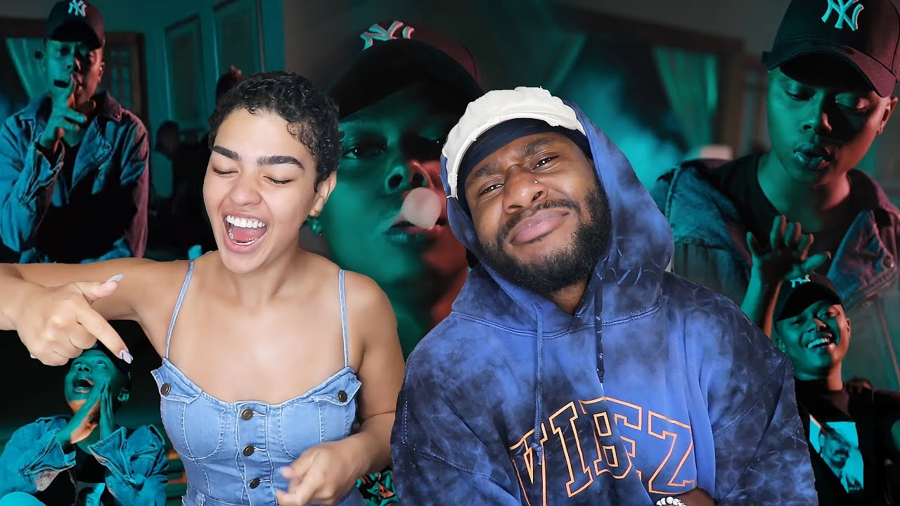 Download IS HE THE BEST RAPPER IN SOUTH AFRICA? | A-Reece - On My Own (Official Music Video) SIBLING REACTION