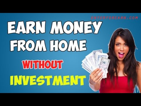 How To Make Money Online Work From Home Job - Day Trading With $200 To Start Day