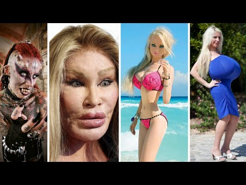 Top 10 Women You Won't Believe Are Real
