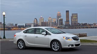 Buick Verano 2016 Car Review