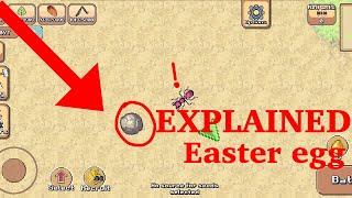 Pocket Ants - Rock Easter egg  EXPLAINED!!!