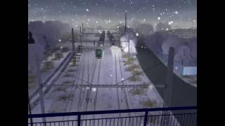 Trainz 2004 cz Zimni mapa