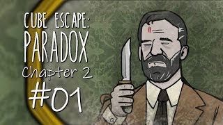 ซ้ำไปซ้ำมา | Cube Escape Paradox Chapter 2-1