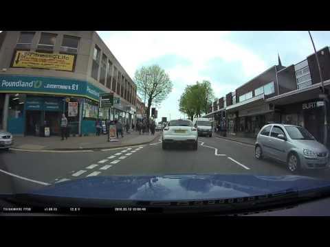 Poor Driving - West Midlands Bus