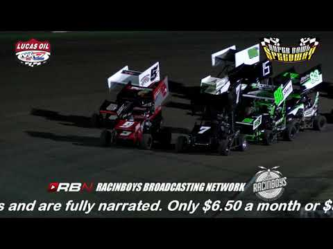LUCAS OIL NOW 600 MICROS FROM Greenville Texas 3.23.18