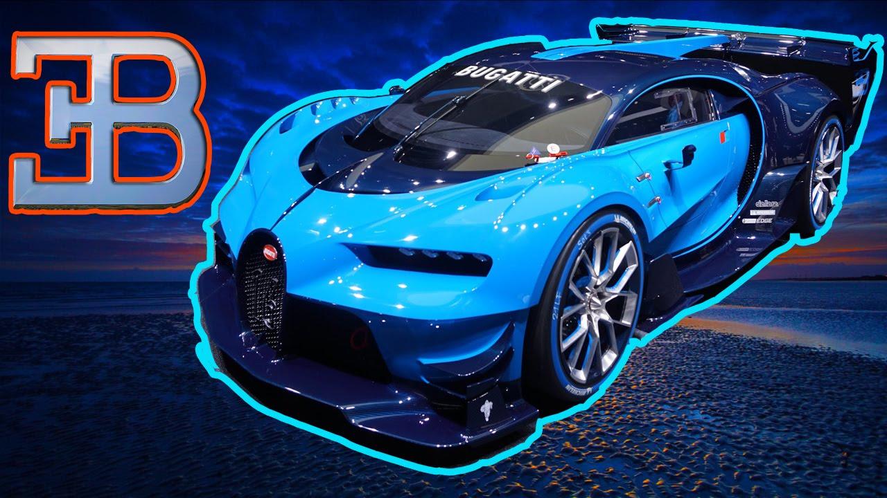 Bugatti 2016 interior