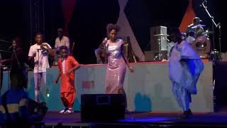 [ VIDEO ]  Justine Mboro  vainqueur de la  12e édition de Sen P'tit Gallé