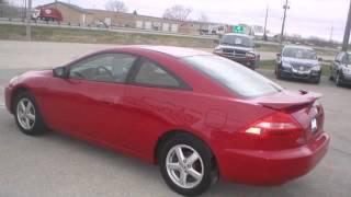 2003 Honda Accord Cpe Rochester Winona, MN #A137027 - SOLD