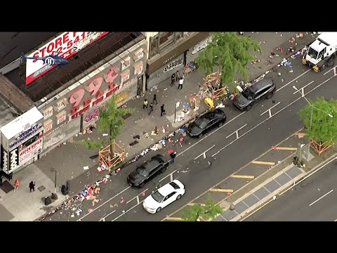 Bronx BP: Looting 'goes Against The Spirit' Of These Protests