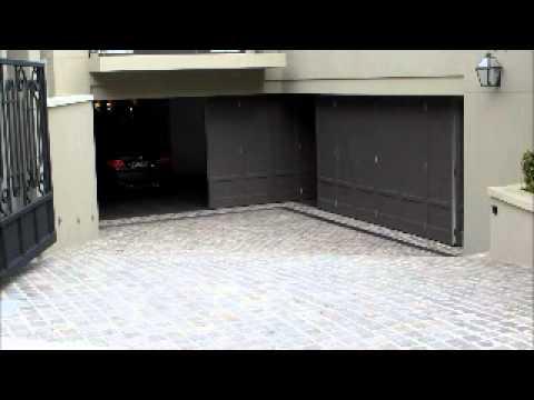 Monarch Renlita Illusion Garage Doors Youtube