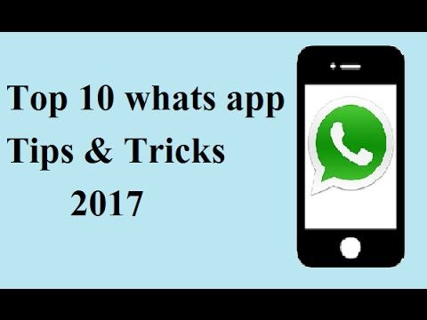 10 most useful whatsapp tips || whats app secret tricks ...