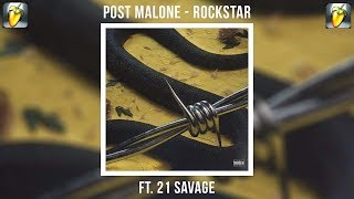 Post Malone - Rockstar (feat. 21 Savage) Accurate Instrumental FL Studio FLP Cover