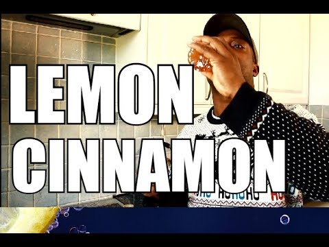 Fat Cutter Drink & Detox, Lose Weight  WITH CINNAMON & LEMON | Chef Ricardo Cooking thumbnail