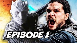 Game Of Thrones Season 8 Episode 1 Preview Breakdown