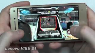 Lenovo Vibe S1 тест в играх, перегрев, троттлинг, игры тормозят(, 2016-04-20T02:22:02.000Z)