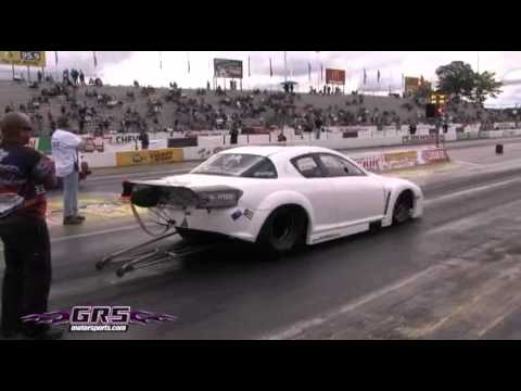El Yankee Rx8 vs. Marangeli ( Fall Nationals 2011 @ Englishtown New Jersey )