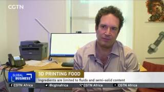 Could 3D Food Printing Be Coming To A Kitchen Near You?