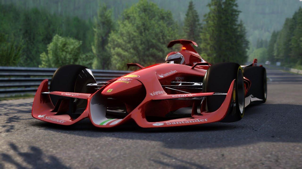 Assetto Corsa Ferrari F1 Concept Download Youtube