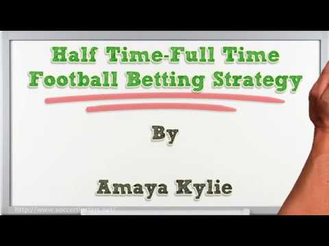 Half time full time betting predictions tips espn contrarian betting