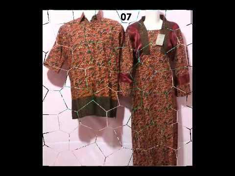 Baju Gamis Batik Couple Murah Berkualitas Dengan Gaya