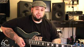 "Guitar Lesson - ""G Bliz"" Teaching an Amazing Guitar Lesson @ GospelChops.com - Gospel Guitar"
