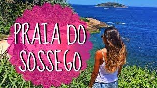 Praia do Sossego - Niterói | Pelo Rio Blog
