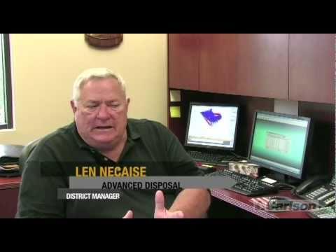 Carlson Landfill Grade - Landfill GPS Management System